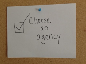 choose an agency