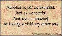 adoption is beautiful